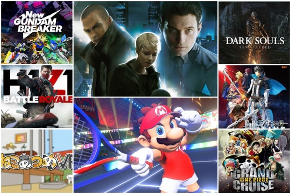【2018出GAME表】 5月至6月 [PS4/XBox One/Switch/PC/PS Vita/3DS]