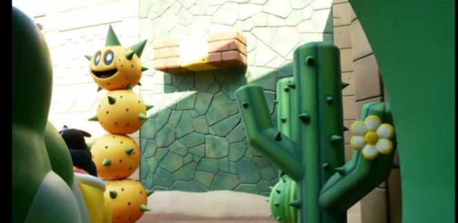 玩家自製內容竟出現於環球影城「超任」園區