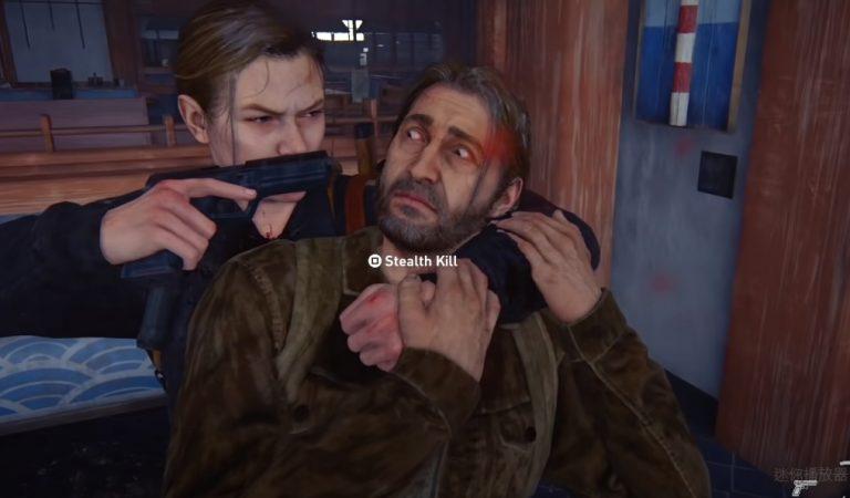 玩家爆《最後生還者二部曲》艾比能殺到湯米 意外釣出設計師獻寶